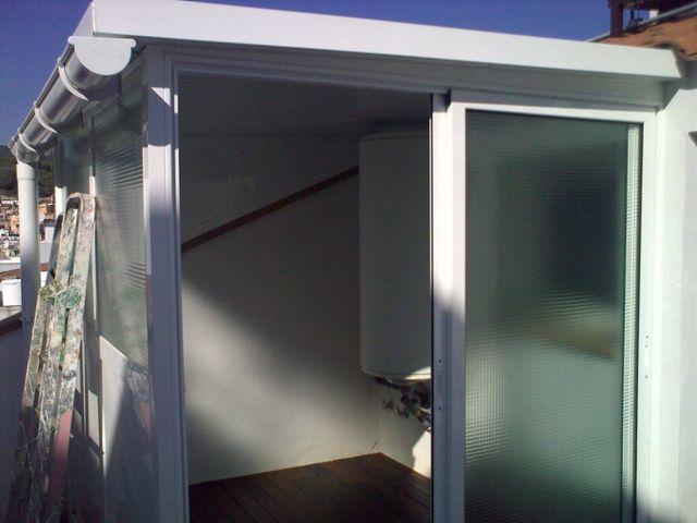 Cerramientos aluminio barcelona precios carpinter a de for Cerramiento aluminio terraza