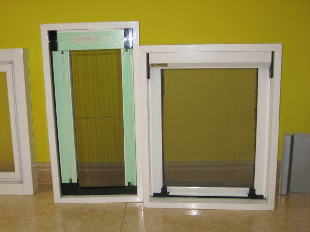 Mosquiteras aluminio barcelona precios carpinter a de - Precio de mosquiteras ...