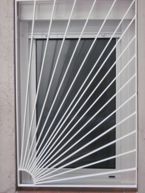 Rejas aluminio barcelona carpinter a de aluminio en barcelona - Rejas de aluminio ...