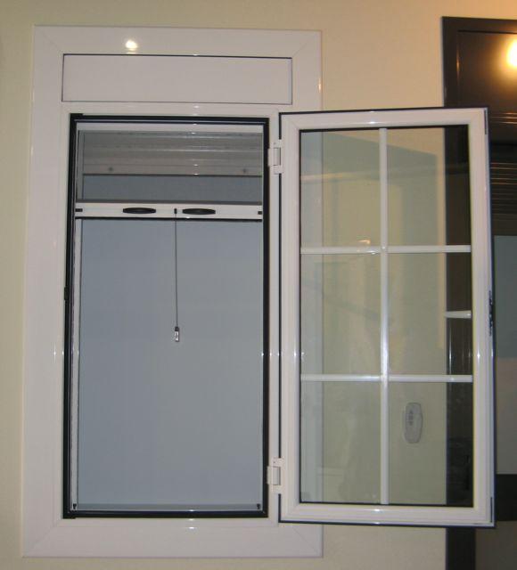 Ventanas barcelona carpinter a de aluminio en barcelona for Modelos de ventanas de aluminio para exteriores