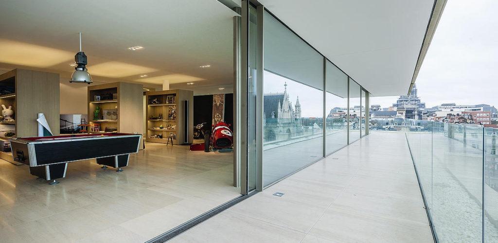 Carpinter a de aluminio barcelona ventanas y puertas - Carpinteria de aluminio en murcia ...